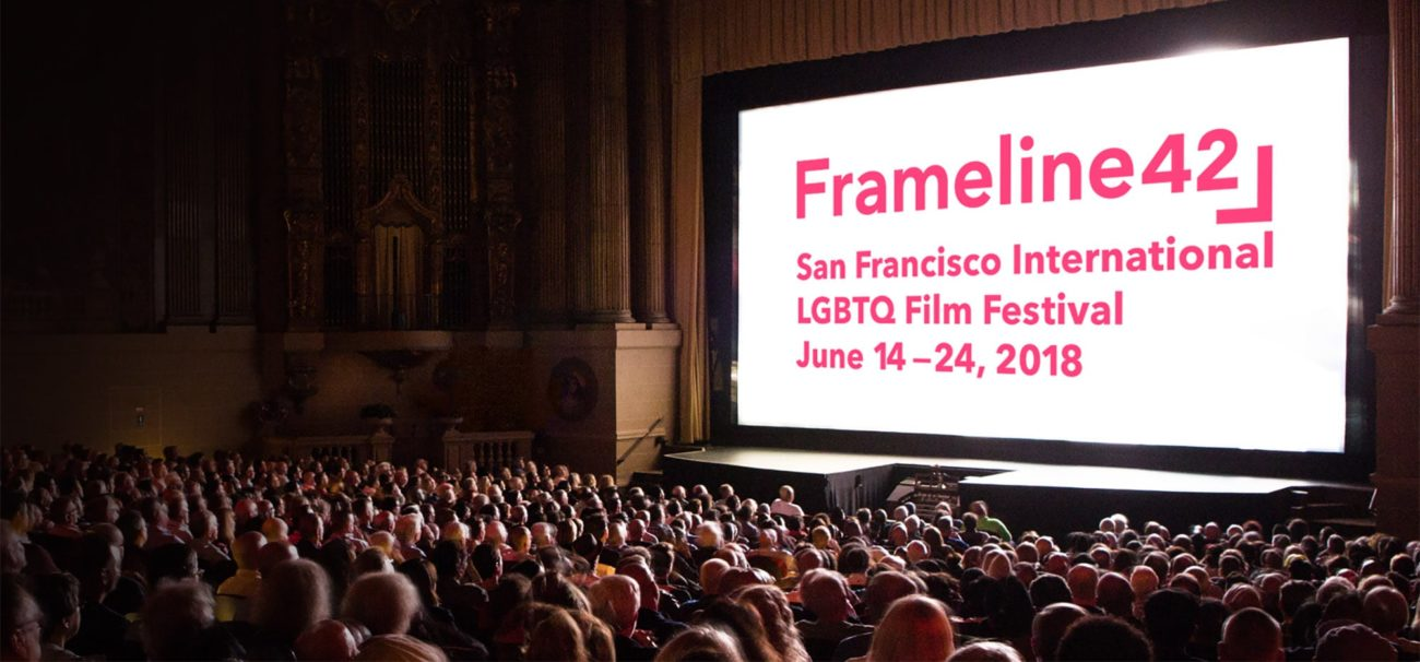 Frameline42 is the San Francisco International LGBTQ festival and it starts today, in you guessed it, San Francisco! As you might imagine with a festival that runs for 10 days there's a lot happening! Here's some of the highlights we have to look forward to.