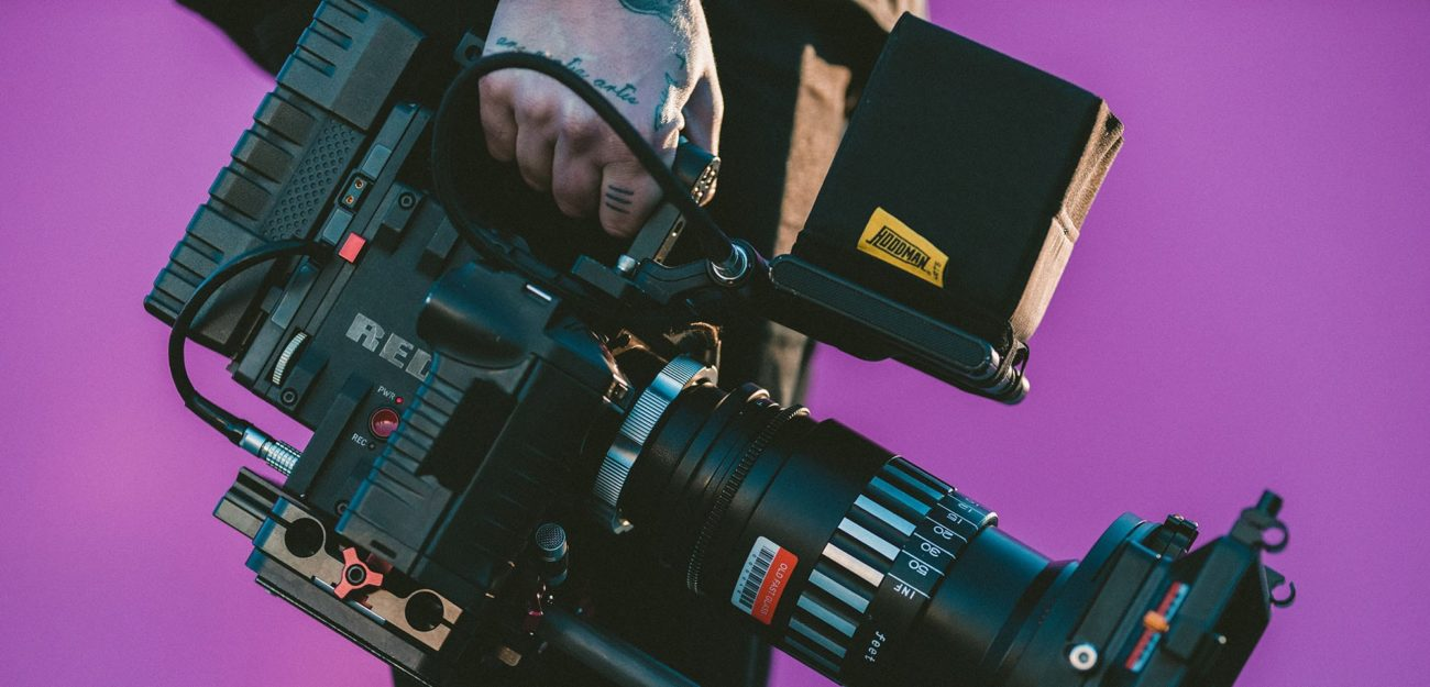 You're going to make a film. You don't care that it's going to be hard. You don't care that you don't have a budget. Here's how to make a short film with practically no budget and in only a couple of weeks.