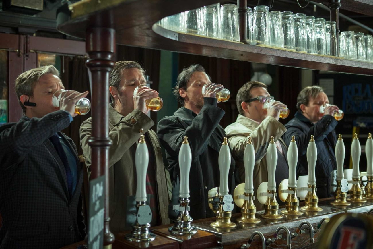 What about collecting some experiences? LPG gas tank supplier for pubs across the UK, Flogas, highlights the best pubs starring in feature films.