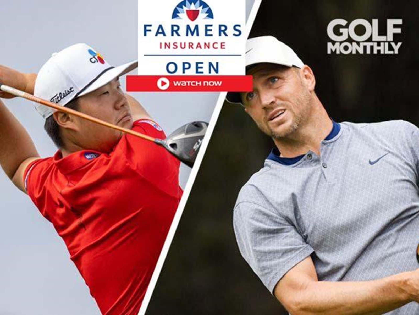 GOLF Stream!! 2021 Farmers Open Live stream, Start time TV ...